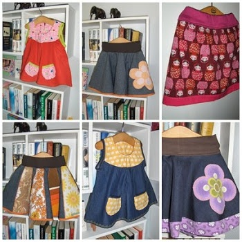 Nederdele og kjoler