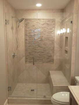 Frameless Shower Doors | Frameless shower doors - contemporary - bathroom - charleston - by ...