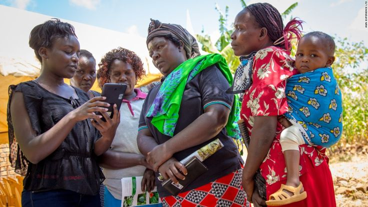 Cell phones and apps are ensuring the voices and troubles of unheard farmers can now be heard through social networking, satellites and smartphones.
