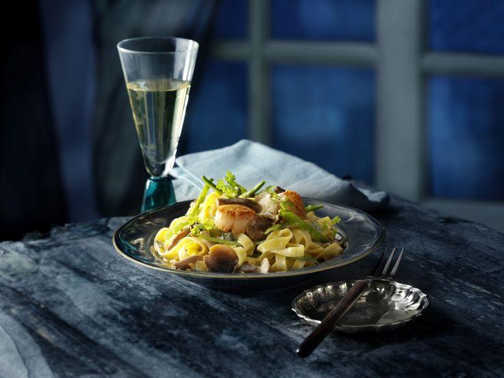 Danish blue pasta sauce recipe