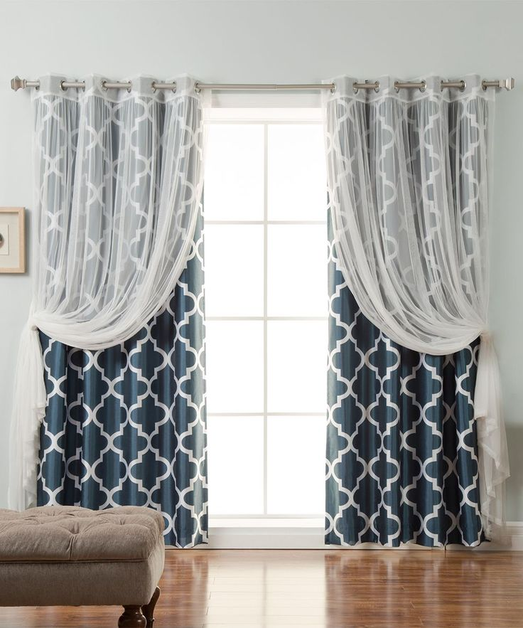 faux silk moroccan curtain panel set of four moroccan curtains curtain