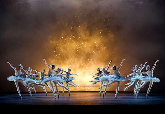 Stars in Birmingham Royal Ballet's Cinderella. Photo: Bill Cooper