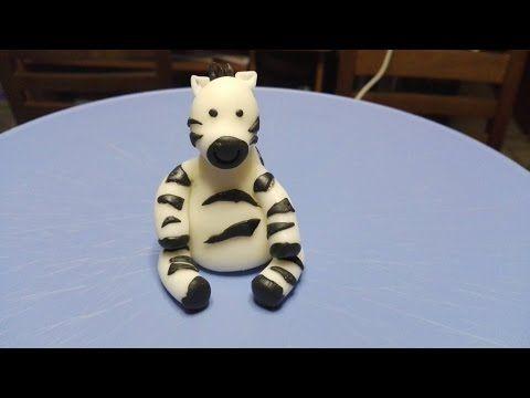 Dolcilandia e non solo...: Video tutorial : Zebra Juventus in Pdz