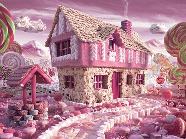 Image result for candy house