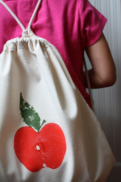 Craft Time: DIY Backpack Projects