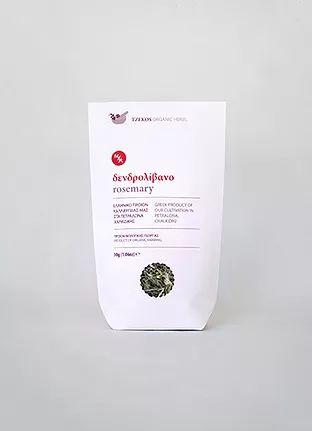 Tzekos Organic Herbs — rosemary.