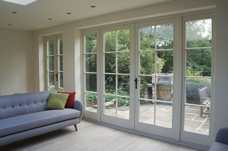 French, Bi-Fold and Patio doors from Timber Windows
