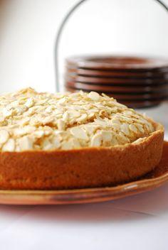 Always Order Dessert: Chardonnay Cake with an Almond Sugar Crust -- Food Blog and Recipes