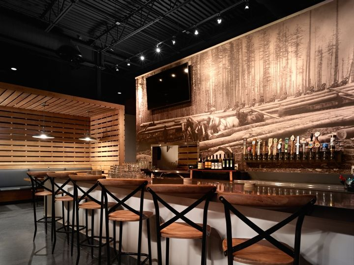 Timber Gastro Pub by HDG Architecture | Design, Post Falls  Idaho  Retail  Design