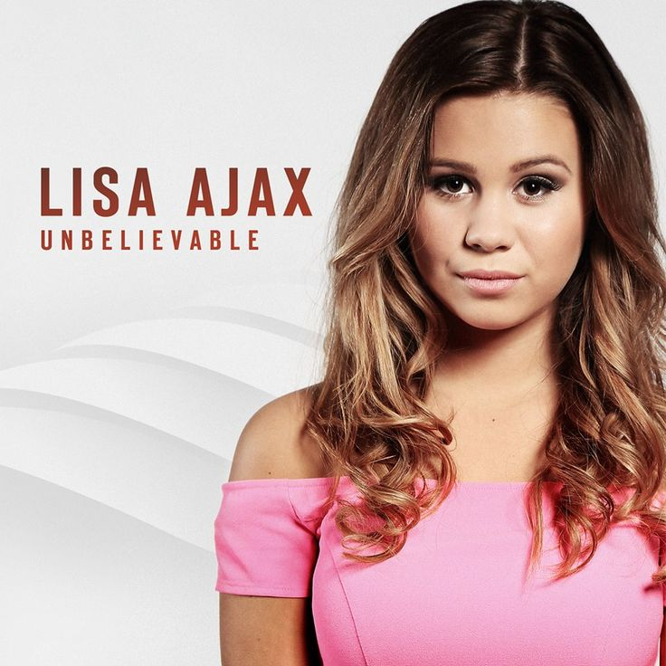 "Swedish singer Lisa Ajax released her single ""Unbelievable"". It's the lead single of her extended play with the same title."
