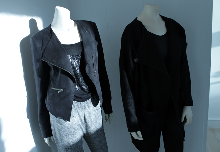 Black Swan AW12 - Outfit #4Party and Daily# nice details and chic casual mood.