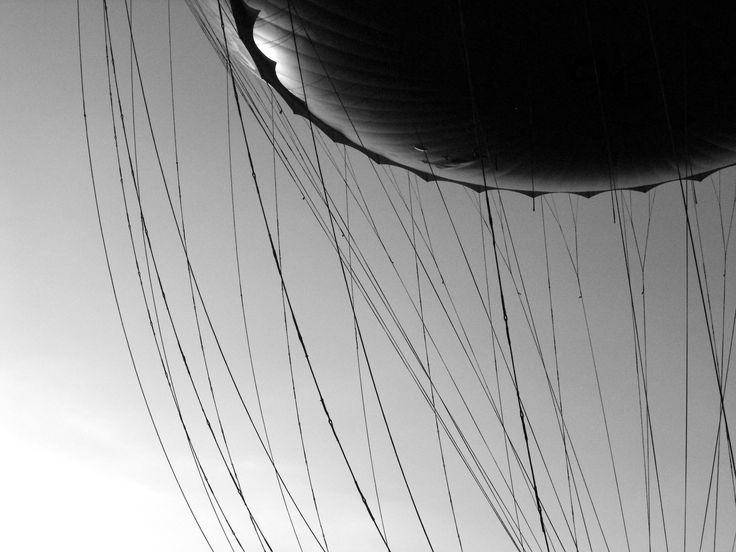 #blackandwhite #black #white #grey #balloon #Warszawa #warsaw