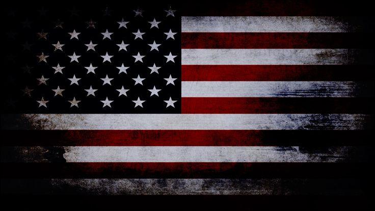 USA Flag Iphone Desktop Wallpaper.