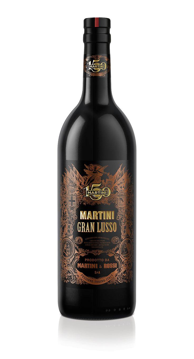 Martini Gran Lusso #Packaging #Design