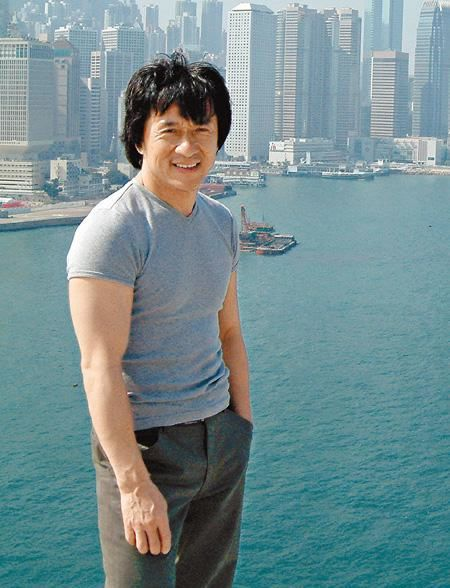 Jackie Chan: Latest News