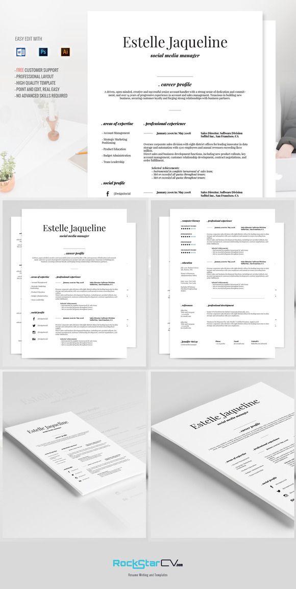 485 best best resume design images on pinterest cv template