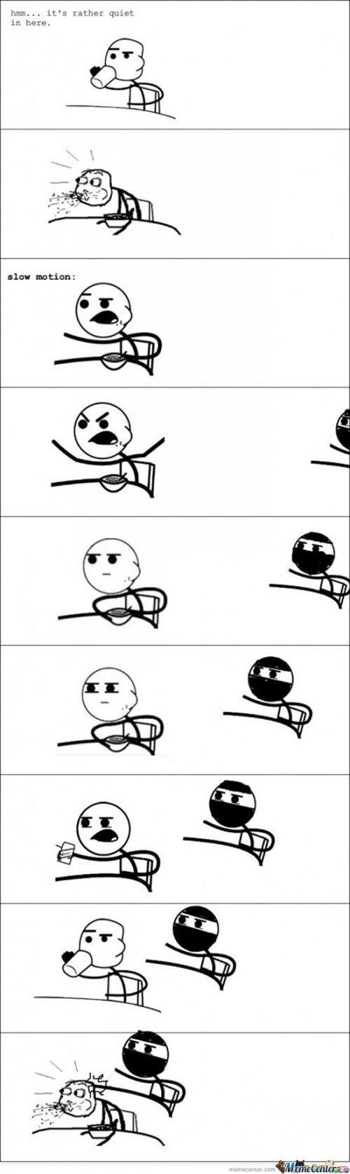 The truth behind Cereal Guy
