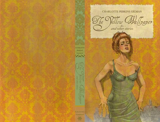 trapped for life in the yellow wallpaper by charlotte perkins gilman Though she wrote and lectured extensively on reforming marriage and the family, charlotte perkins gilman rued the attention and notoriety that her own marriages and family life unavoidably attracted she made headlines not only with her ideas, but with her life.