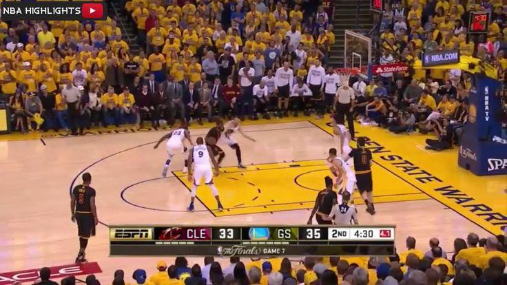 Cavs vs Warriors Game 7 FULL Highlights - CAVS WIN NBA FINALS