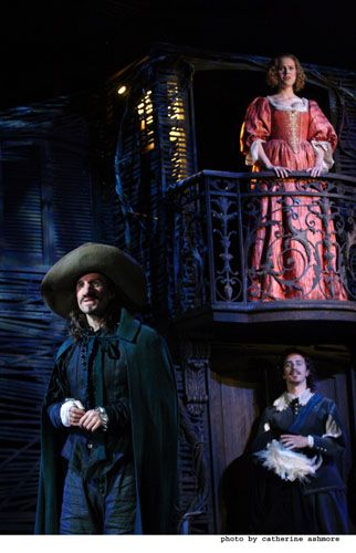 an analysis of the main character of cyrano de bergerac Characters whose names are followed by an asterisk are known to have been  historical figures cyrano de bergerac the main character of the play he is a.