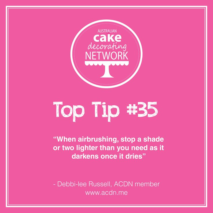 Top Tip shared by Debbi-Lee Russell - Join our wonderful membership community online at www.acdn.me