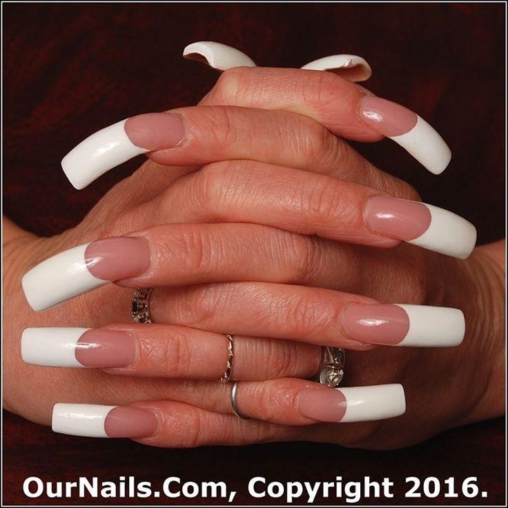 110 best Long, long nails.... images on Pinterest | Long nails, Nail ...