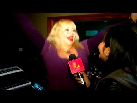 Susy Díaz: así reaccionó tras saludo de Fifth Harmony