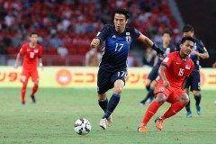 いよいよ今夜サッカーワールドカップ最終予選がUAE戦でキックオフ 代表100キャップという節目のゲームに臨む日本代表のMF長谷部が若い力が必要と若手の突き上げに期待していると語ったようです 絶対に負けられない戦いがここにはある しばらくはテレビから目を離せなくなるな tags[神奈川県]