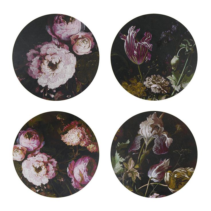 Discover+the+Boho+&+Co+ #Floralism #Placemats +Set+of+4+at+Amara