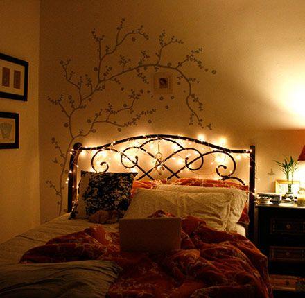 Purpurina nas Vaidosas: Inspiração cama de ferro