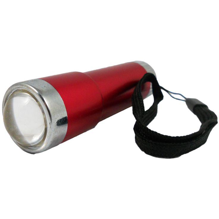 CBM latarka diodowa 1 LED ZOOM CBM-2838