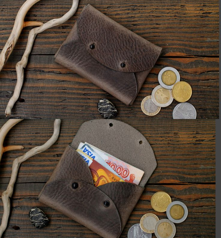 Leather Card Wallet, Card Holder, Leather Wallet, Men's Leather Wallet, Groomsmen Gift, Mens Wallet, Gifts for Men, Leather Coin Purse    44,00 US$