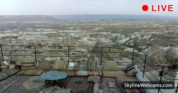 We bring to you beautiful #Cappadocia! Hurry, come join us...we can't stop admiring this fairy tale setting.