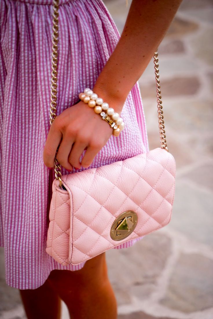 Kate Spade Blush Cross Body