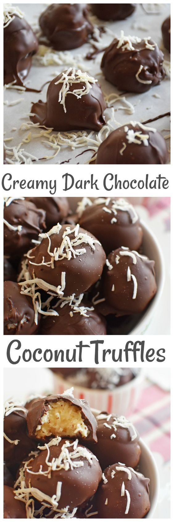This Creamy Dark Chocolate Coconut Truffles recipe is a MUST for your holiday parties this season! Save on all your holiday baking supplies with O Organics foods available exclusively in my area at Shaw's Supermarkets. They're great tasting and a great value – win-win! AD https://www.savvysavingcouple.net/recipe/creamy-dark-chocolate-coconut-truffles/