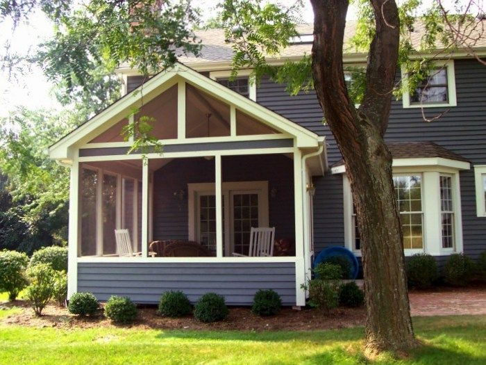 Screen Porch In Long Grove Il Screened Porches Photo Gallery Archadeck Of Chicagoland