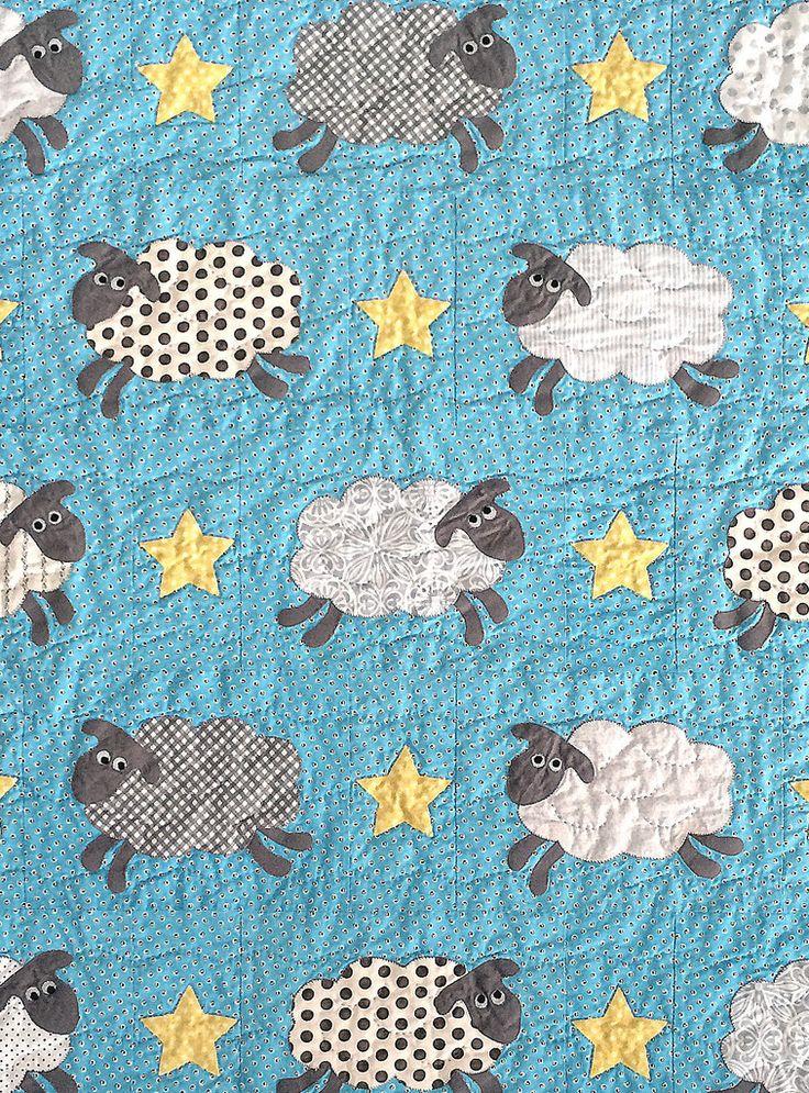 *NEW* Counting Sheep--download PDF pattern – Black Mountain Needleworks