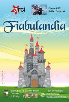 Fiabulandia - Quattro rappresentazioni teatrali per bambini e famiglie. Tutti i tuoi eventi su ViaVaiNet, il portale degli eventi più consultato per il tempo libero nella provincia di Rovigo e nella Bassa Padovana