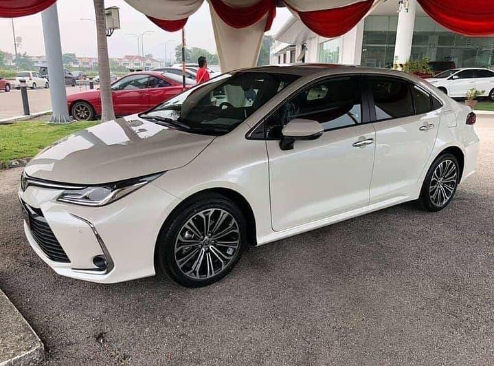 The All New Toyota Corolla 2020 Follow Us For More Dm Me You Rides On Wha Corolla Toyota Corolla Toyota Corolla