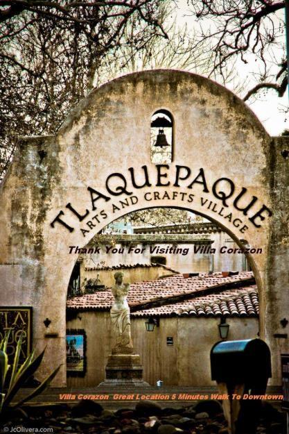 Tlaquepaque in Sedona, AZ
