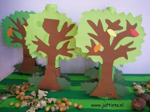 autumn kids crafts