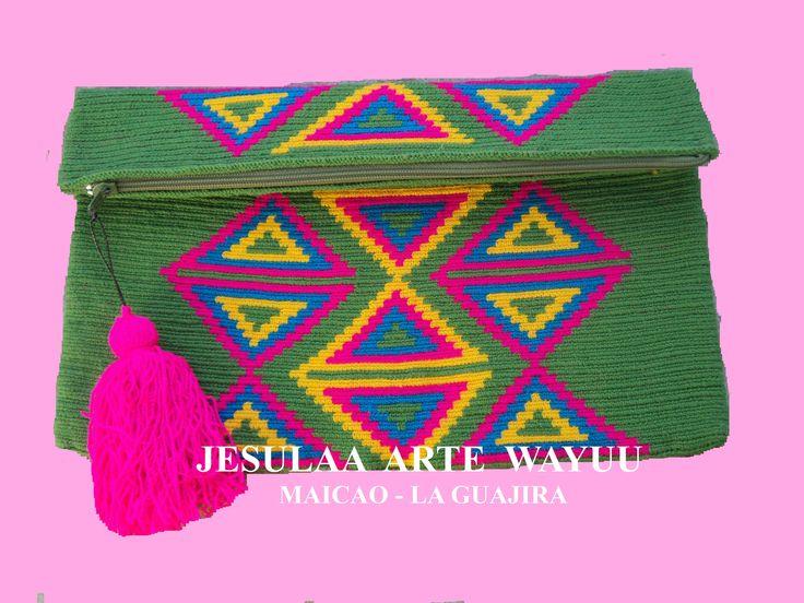 Clutch Wayuu