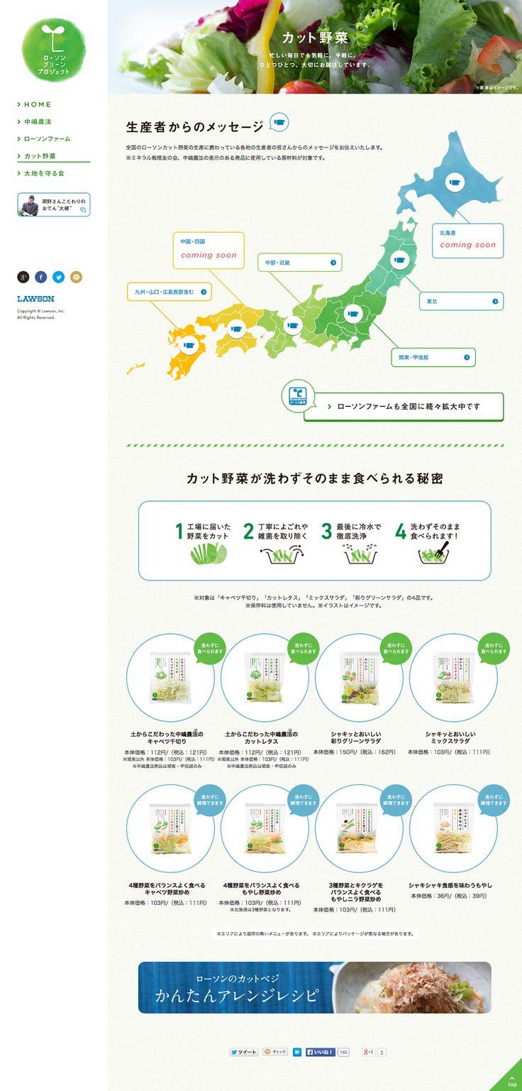 ローソングリーンプロジェクト | WORKS | SONICJAM Tokyo | 株式会社ソニックジャム