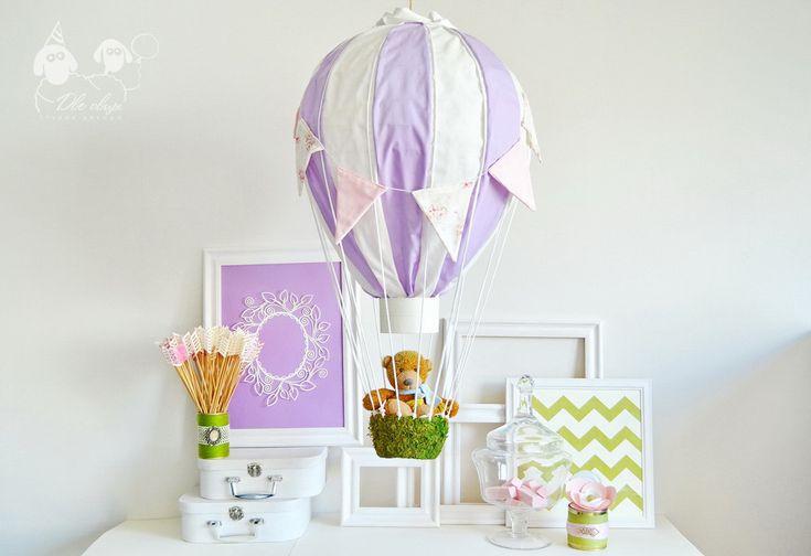 Hot Air Balloon Party / Воздушный шар на праздник, свадьбу, детский день рождения, фотосессию или для украшения интерьера