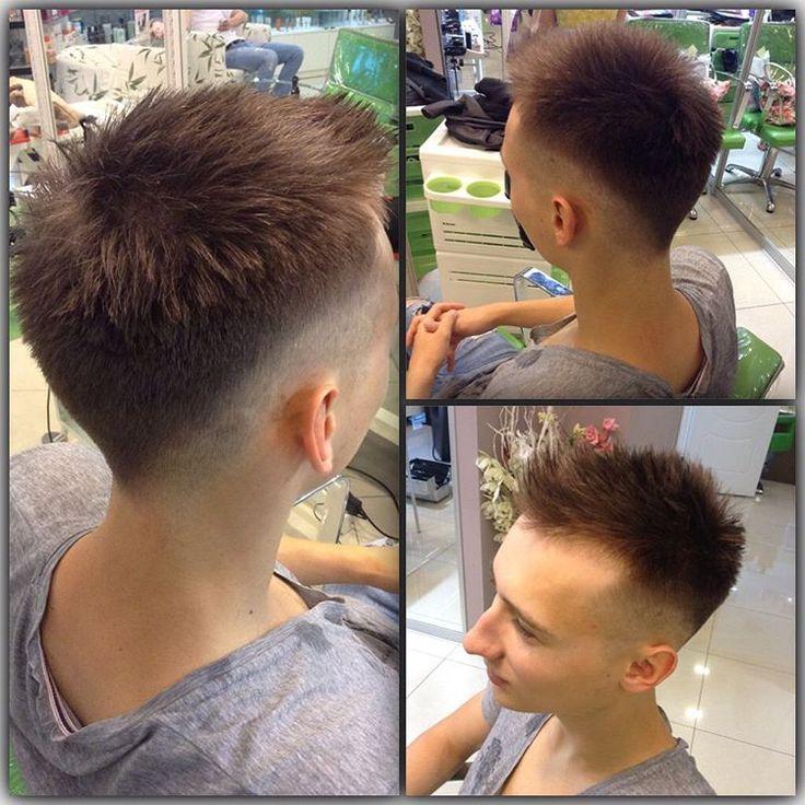 25 trending fohawk haircut ideas on pinterest fohawk haircut fohawk fade 15 coolest fohawk haircuts and hairstyles urmus Images
