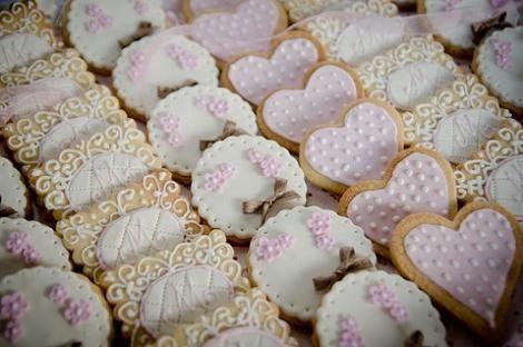 galletas de bautizo