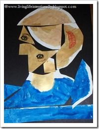 Picasso Study (Photo from Living Life Intentionally)