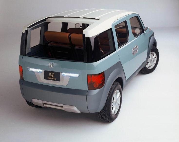 Back seat windows - Honda Element Owners Club Forum | Honda Element | Pinterest | Honda element ...