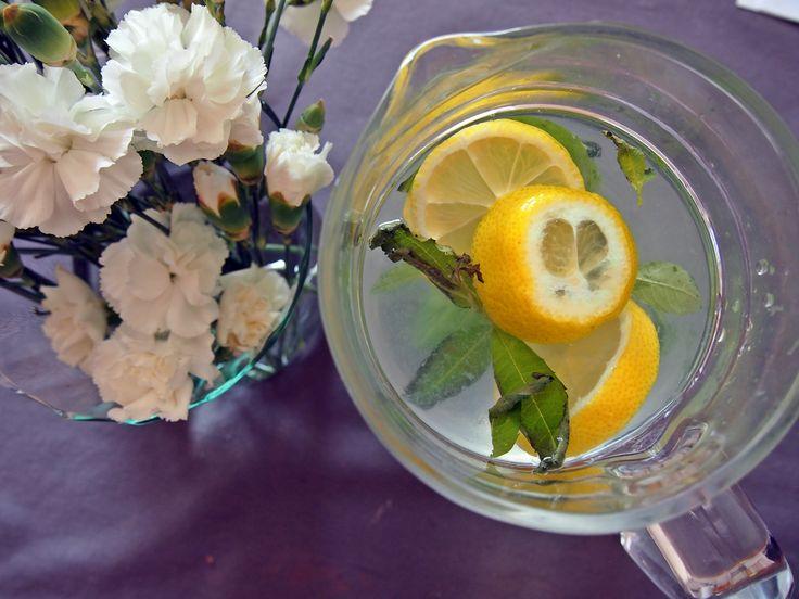 Letnie orzeźwiające napoje