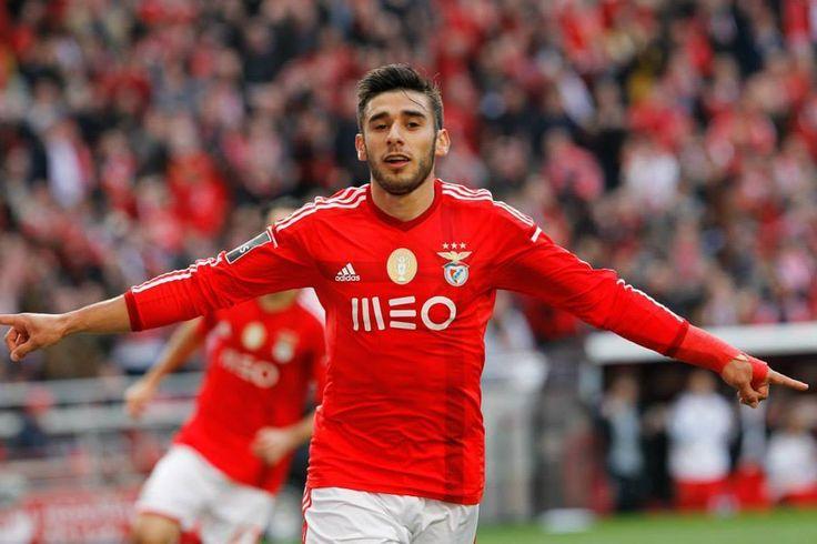 Eduardo TOTO Salvio - S.L.Benfica - Portugal
